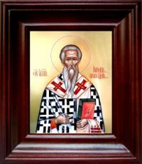 Иаков, брат Господень (21х24), простой киот
