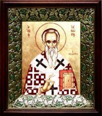 Иаков, брат Господень (21х24), киот со стразами
