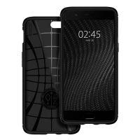 Чехол Spigen Rugget Armor для OnePlus 5 черный