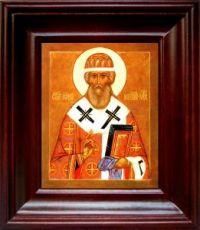 Иона Московский (21х24), простой киот