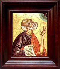 Иона, пророк (21х24), простой киот