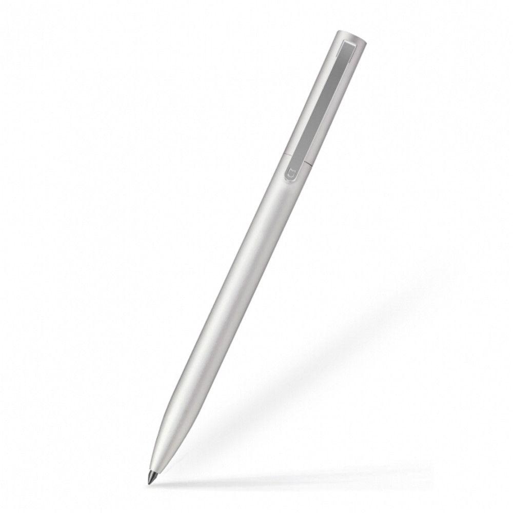 Ручка шариковая Xiaomi MiJia Mi Metal Pen  (Металл /Серебро)