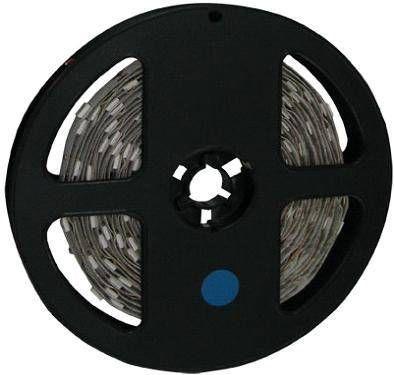 Светодиодная лента Ecola 12В  синий 4,8w/m IP65