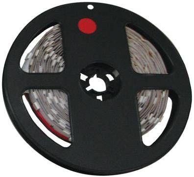 Светодиодная лента Ecola 12В  красный 4,8w/m IP65