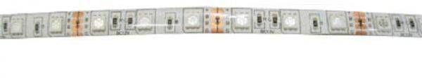 Светодиодная лента Ecola 12В  холодный белый 14.4w/m IP20 PRO SMD5050