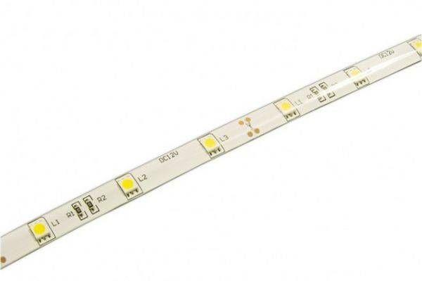 Светодиодная лента Jazzway 12В  красный 7.2w/m IP65