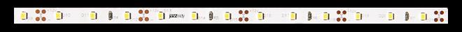 Светодиодная лента Jazzway 12В  холодный белый 6w/m IP20
