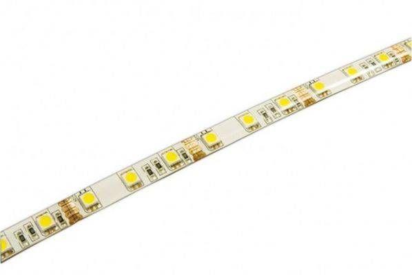 Светодиодная лента Jazzway 12В  теплый белый 14.4w/m IP65