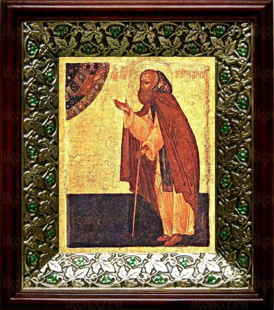 Исаакий Далматский (21х24), киот со стразами