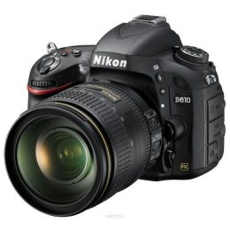 NIKON D610 kit 24-120mm f/4G ED