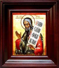 Пророк Иоиль (21х24), простой киот