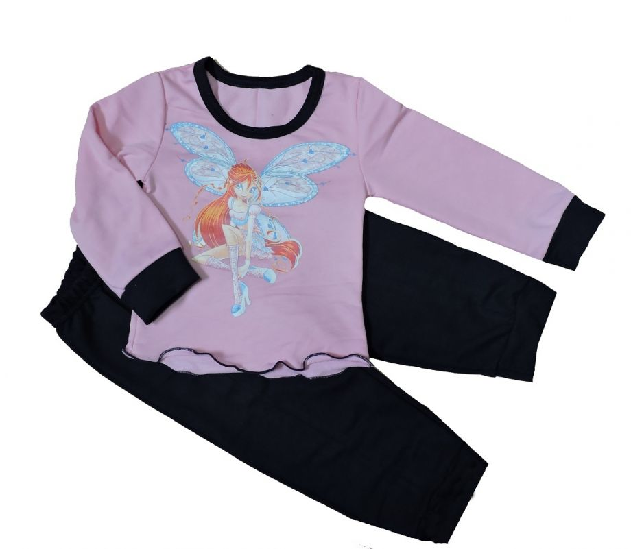 Пижама детская Соня Efri-Sd138ф (футер)