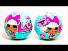 "Игрушка LOL Surprise ""Кукла сюрприз в шарике лол"""