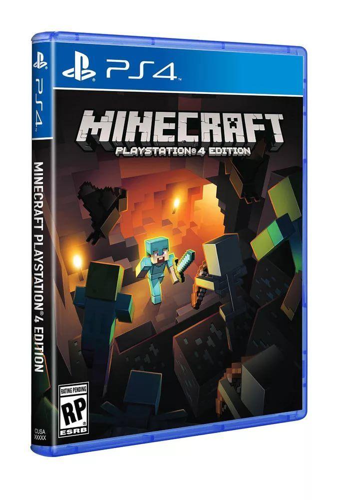 Minecraft: PlayStation®4 Edition Ps4 ( Рус. версия )