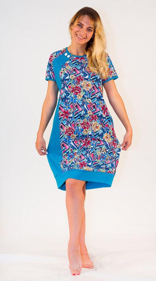 Платье женское Варвара Efri-St107 (хлопок)