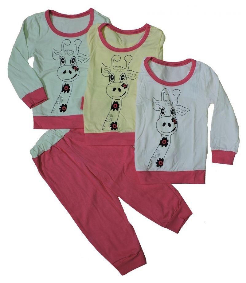 Пижама детская Жирафик Efri-Sd70 (хлопок)