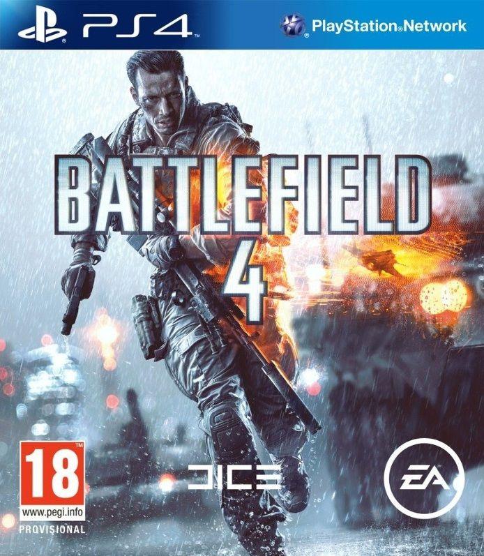 Battlefield 4 Ps4 ( Рус. версия )