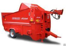 Название товара: Измельчитель рулонов MULTIBALL CUTTER 1800 прицепной (Luclar)