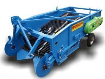 Машина для уборки картофеля двухрядная Z-653