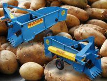 Машина для уборки картофеля однорядная Z-661 ECO