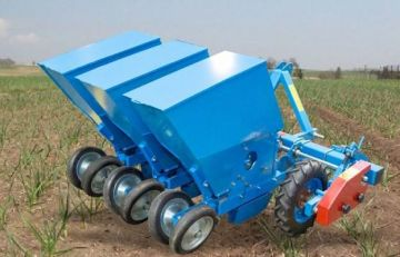 Машина для посадки чеснока Krukowiak