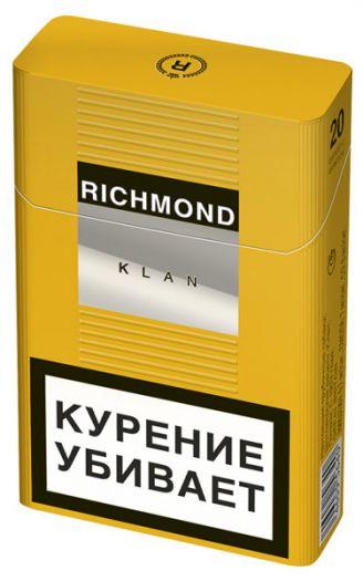 Сигареты Richmond Клан