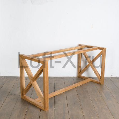 """Деревянное подстолье - """"XO"""""""