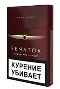 SENATOR Original Tobacco Cherry