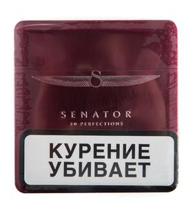 Сигареты Senator ANNIVERSARY EDITION CHERRY