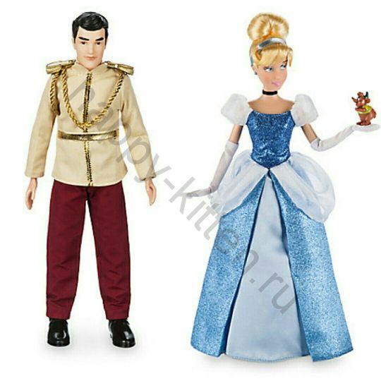 Комплект Золушка и Принц