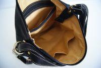BUFALO BPJ-05 BLACK кожаный рюкзак-трансформер