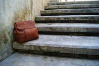 BUFALO BPJ-05 CAMEL кожаный рюкзак-трансформер