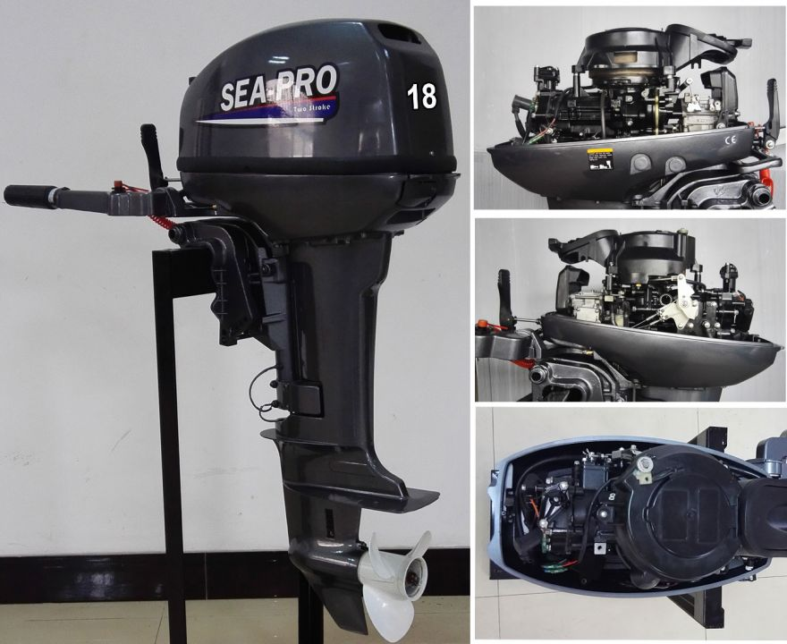 Мотор SEA-PRO Т18S