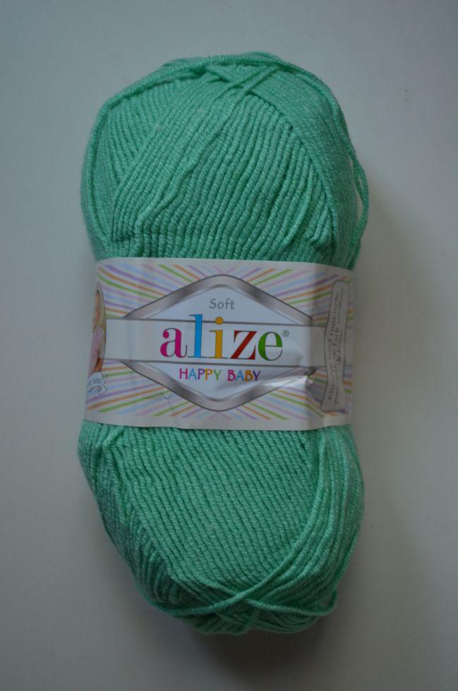 Happy baby  (ALIZE) 249-водяная зелень