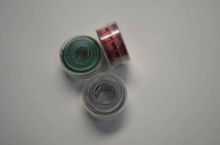 Сантиметр-лента в прозр. коробке (2.0х150 см)