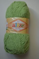 SOFTY (ALIZE) 242-Фисташка