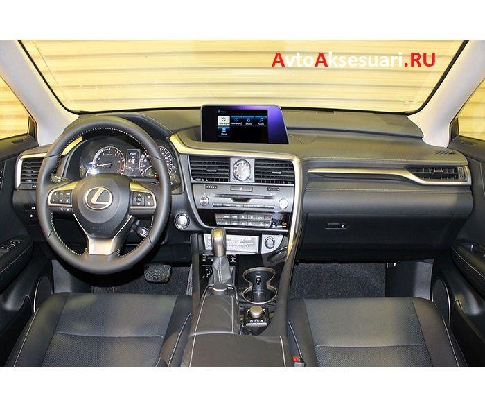 Навигационный блок с монитором Lexus RX (2015-2017) LRX-M