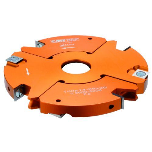 Фреза (комплект из 2-х шт) HM для выборки пазов D=170X20-39X50