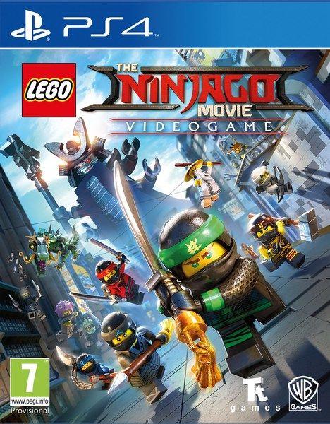 LEGO: Ниндзяго Фильм. Видеоигра ps4