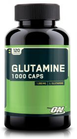 Glutamine Caps 1000 от Optimum Nutrition 240 кап