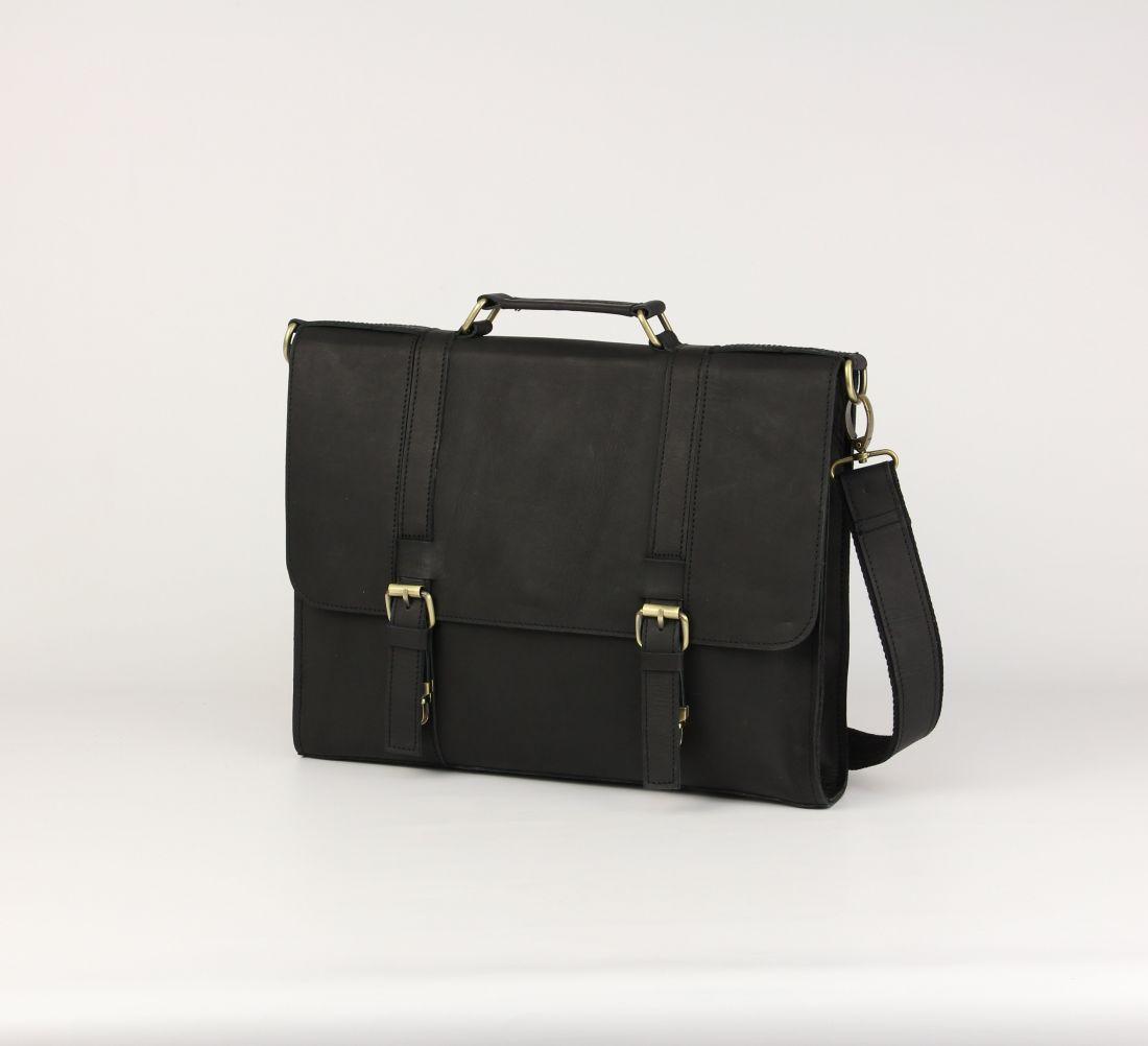 BUFALO LBN-03 BLACK деловой портфель