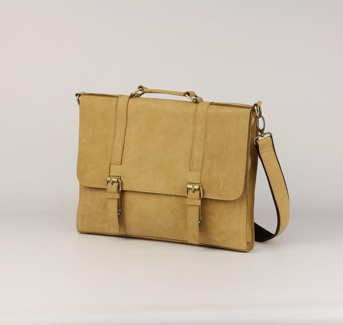 BUFALO LBN-03 CAMEL деловой портфель