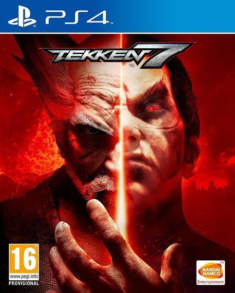 Tekken 7 ps4 ,(с поддержкой PS VR, русские субтитры)