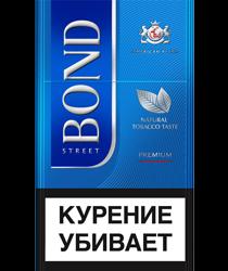 Сигареты Bond Street Compact Premium