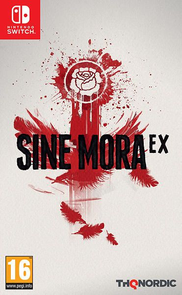 Игра Sine Mora EX (Nintendo Switch)