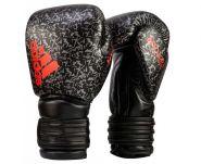 Перчатки боксёрские Adidas Hybrid 300 Limited Edition ADIH300LTD чёрные