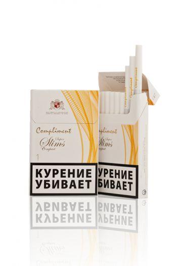Сигареты Compliment №1 Compaсt