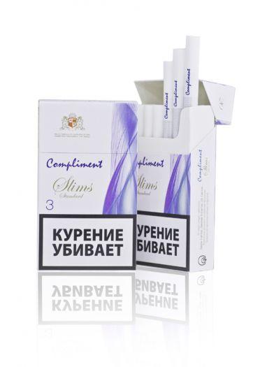 Сигареты Compliment №3 Standard