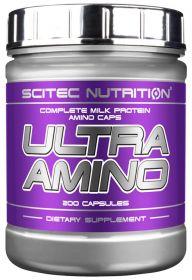 ULTRA AMINO SCITEC NUTRITION (200 кап)