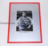 Автограф: Кристофер Рив. Супермен / Superman. Фото 1983 года. Редкость